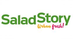 Logo Salad Story